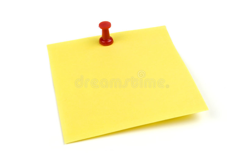 Post it Note royalty free stock image