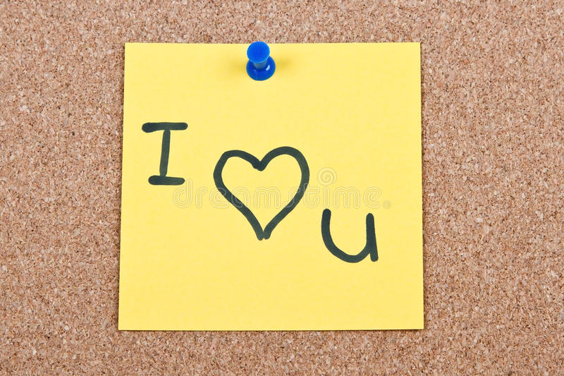 Download Post it note on wood stock photo. Image of pushpin, paper - 32322716
