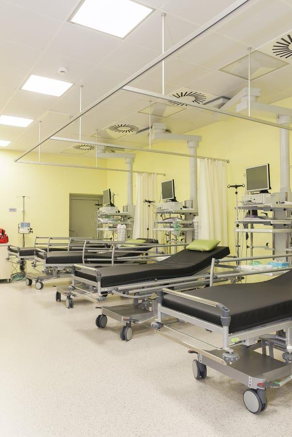 Post Operative Hospital Ward royalty free stock images