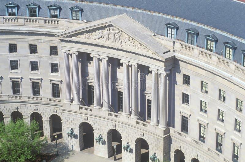 Post Vereinigter Staaten, Washington, D C lizenzfreie stockfotos