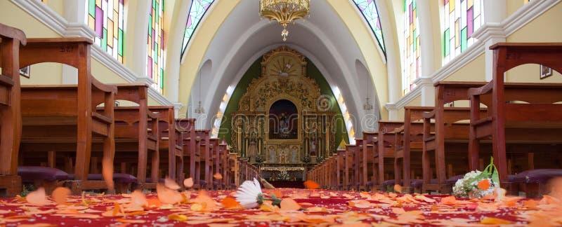 Download Post Wedding Scene stock photo. Image of catholic, wedding - 17023560