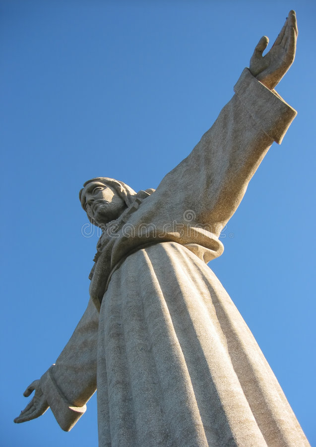 postać Jezusa obrazy royalty free