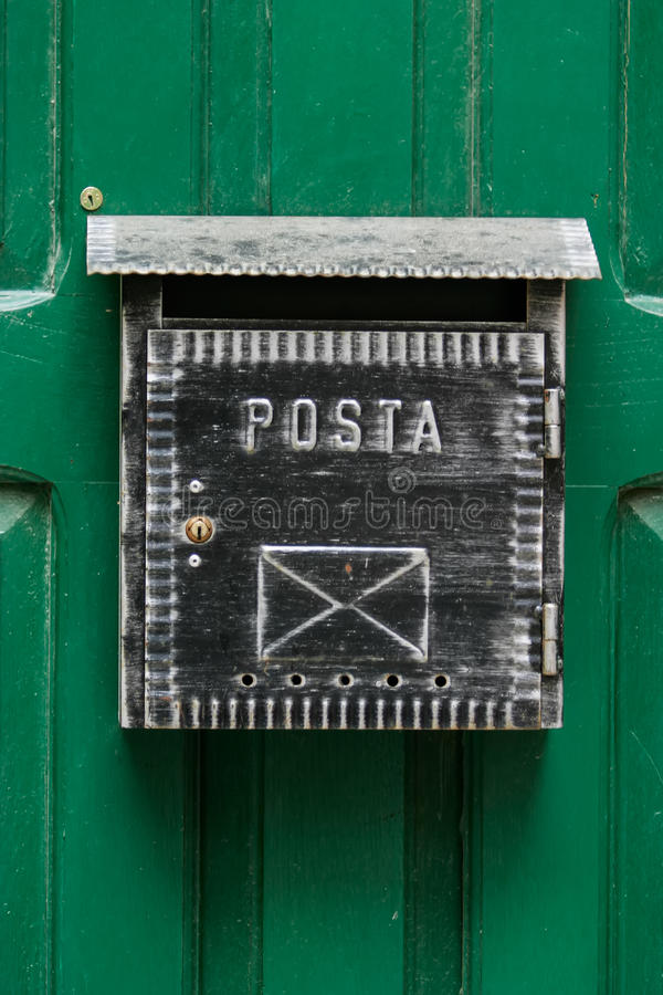 Posta Royalty Free Stock Images