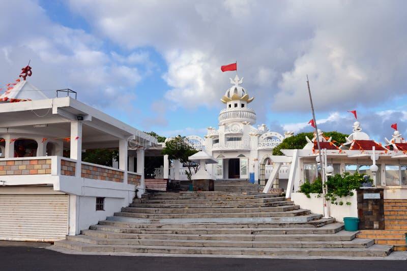 Posta de Flacq, Mauritius fotografie stock