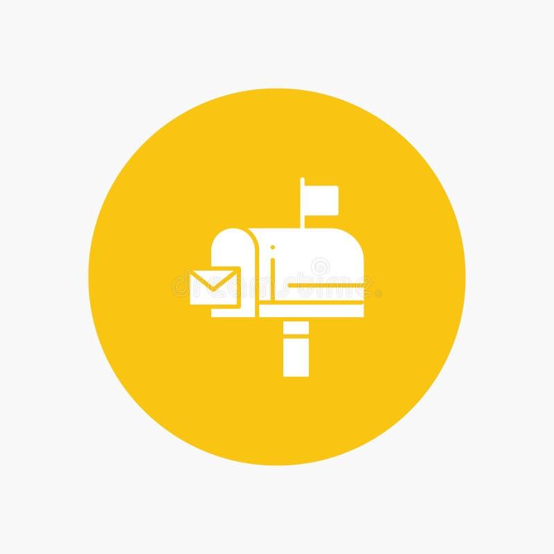 Posta, scatola, messaggio, email royalty illustrazione gratis