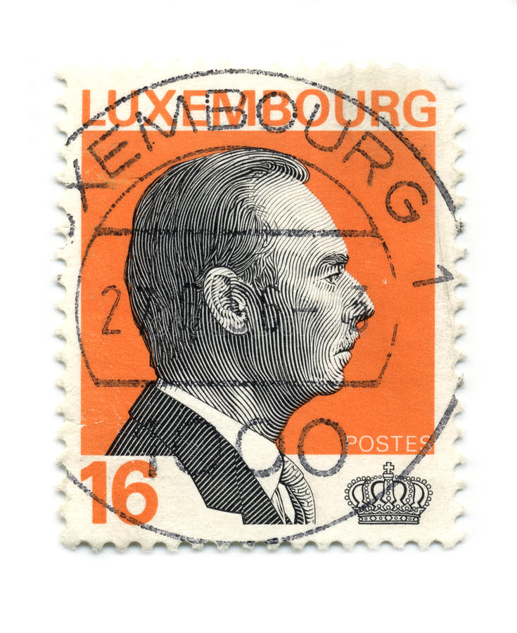 Postage stamp. royalty free stock photos