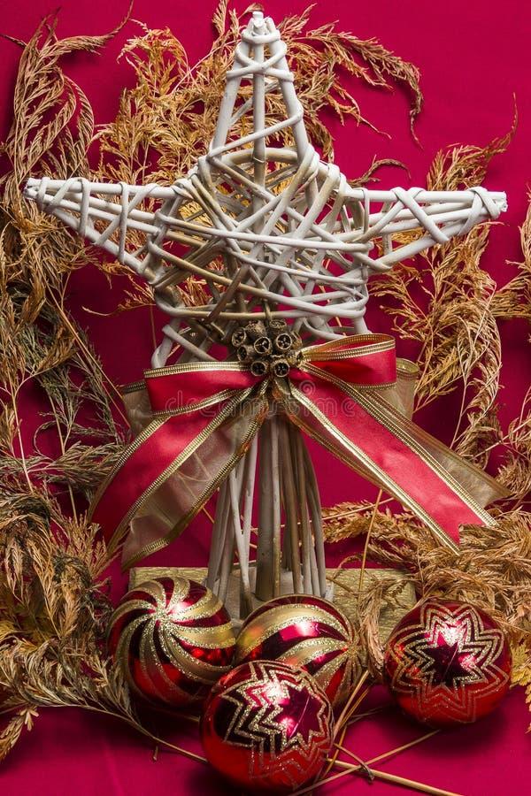 Postal para la Navidad foto de archivo libre de regalías