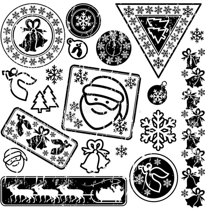 Download Postal stamps stock vector. Illustration of angel, postal - 11625495