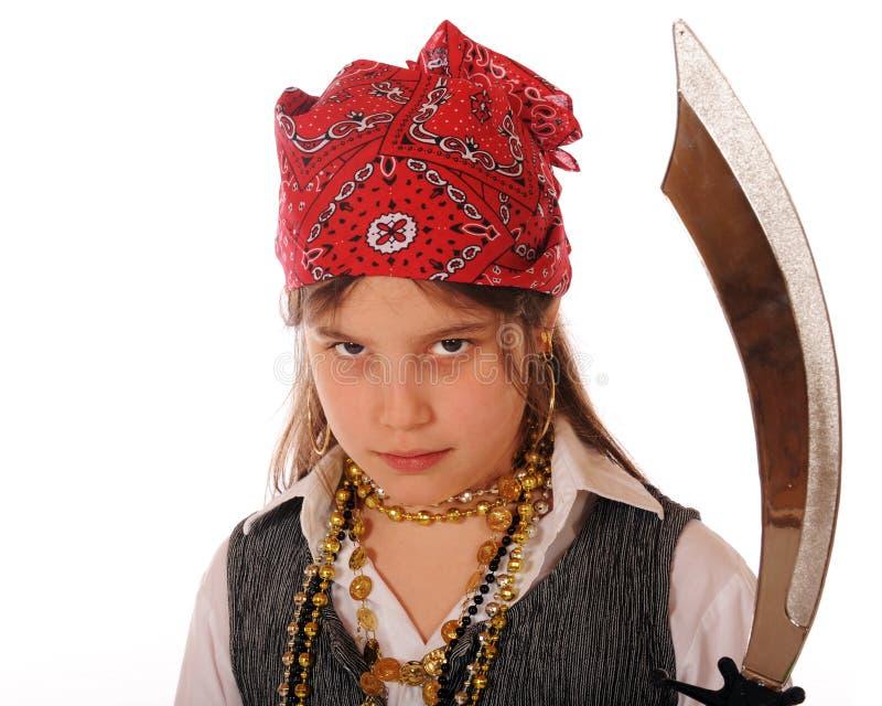 postawa pirat zdjęcie royalty free