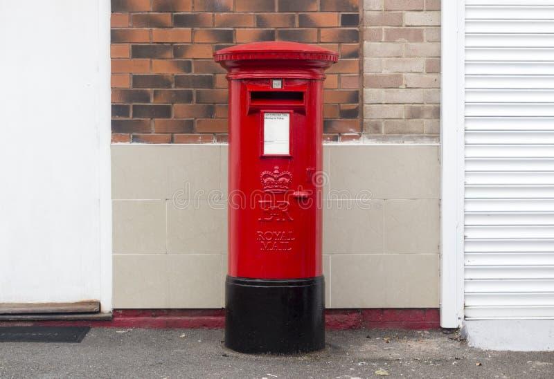 Postbox arkivfoton