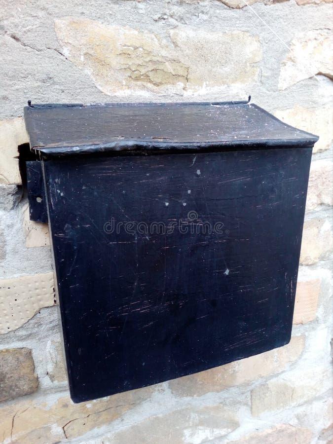 postbox stock afbeelding