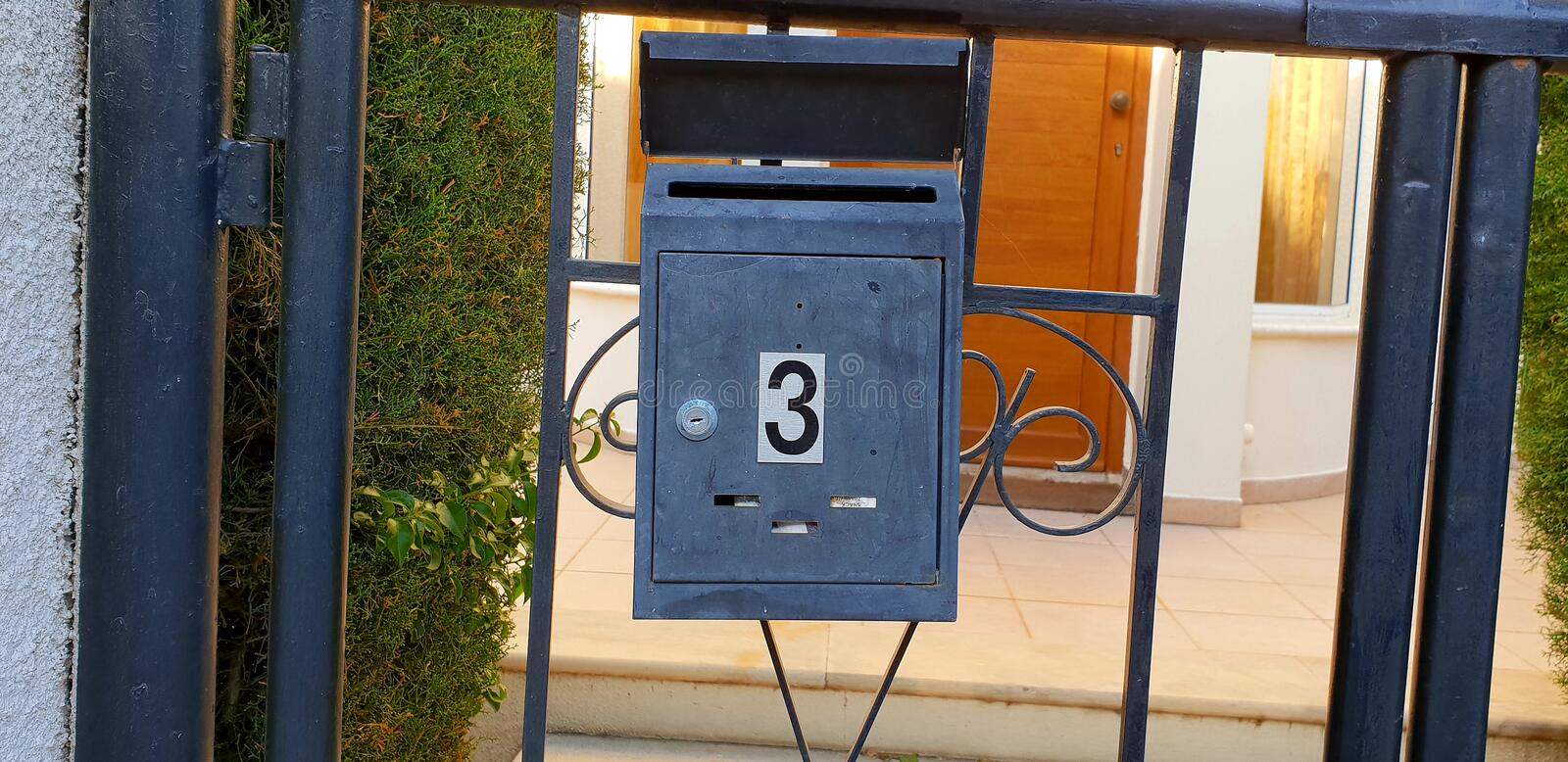 postbox photos libres de droits