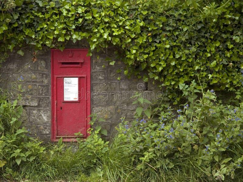 Download Postbox obraz stock. Obraz złożonej z postbox, wallah, czerwień - 136893