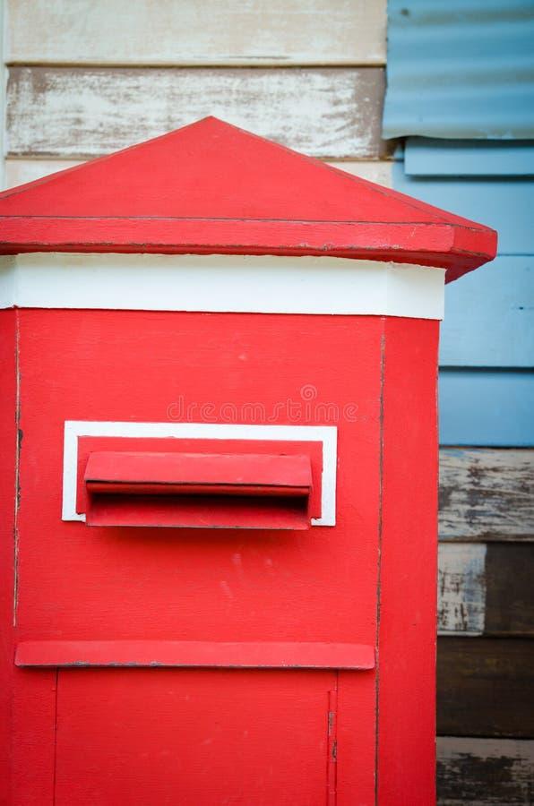 Postbox royaltyfria foton
