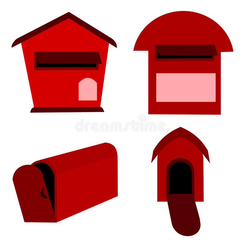 Postbox ilustracji