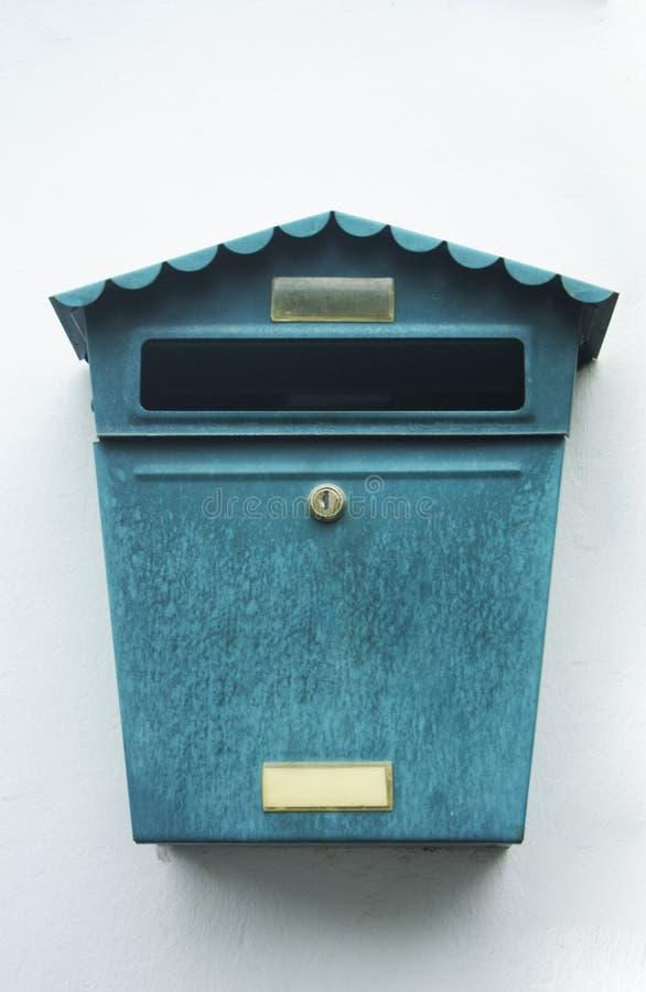 postbox Spain obraz royalty free