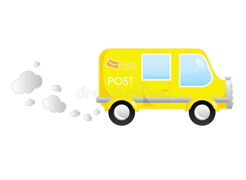 Download Postbus vector illustratie. Illustratie bestaande uit envelop - 39100144