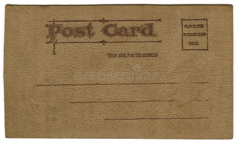 postcard photo stock