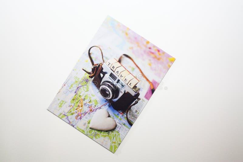 Postcard With Camera Free Public Domain Cc0 Image