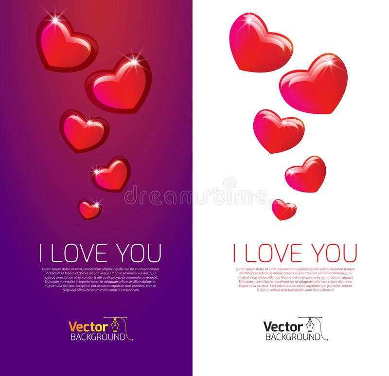 Free Postcard For Lovers Stock Images - 102508414