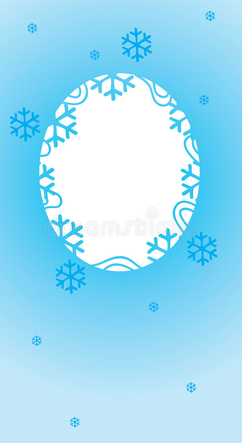 Download Postcard winter stock vector. Image of patterns, celebration - 7273351