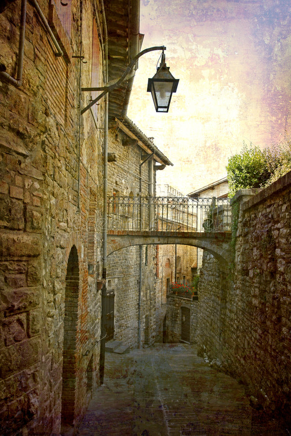 Download Postcards From Italy (series) Stock Image - Image: 7408111