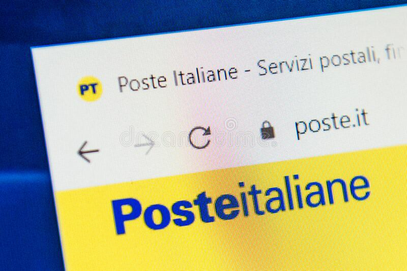 Poste site Web de it Focalisation sélective photographie stock libre de droits