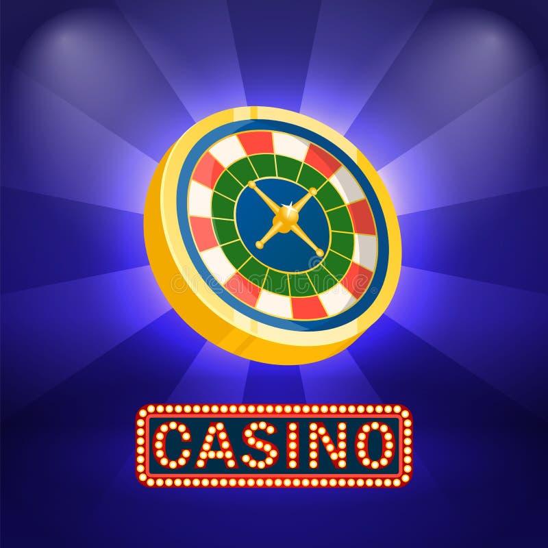 Fortune Symbol, Casino Board, Business Vector stock illustration