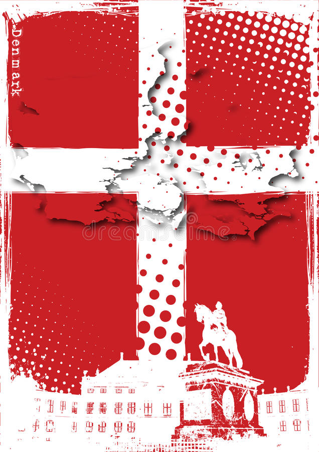 Poster of denmark