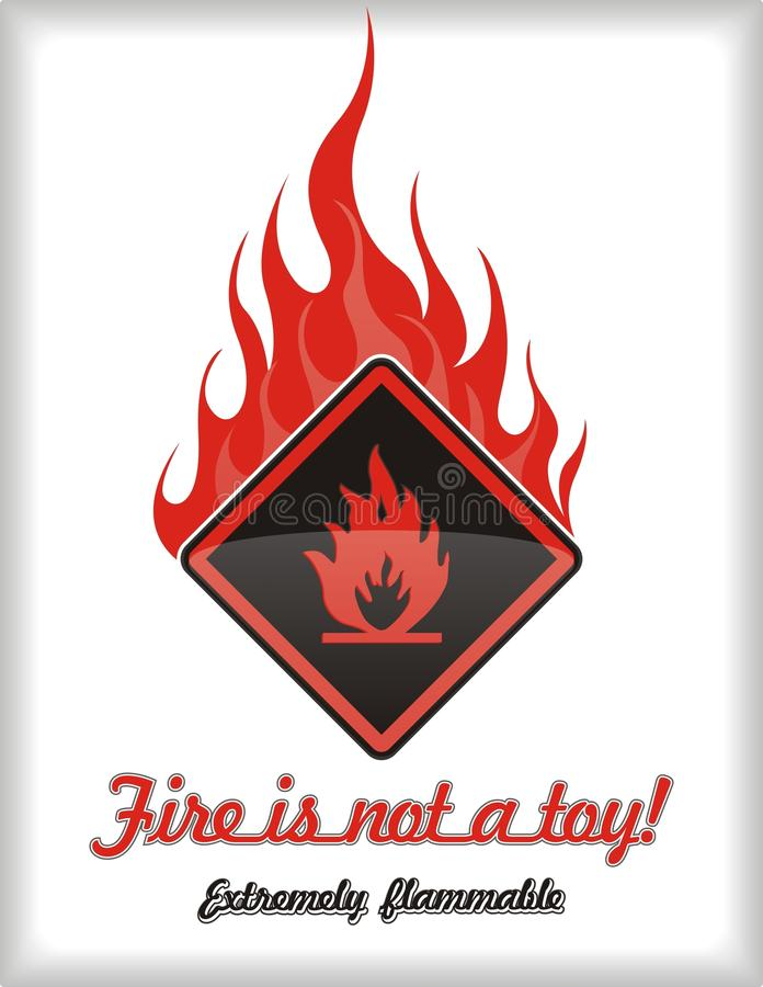 Fire Emergency Royalty Free Stock Photo