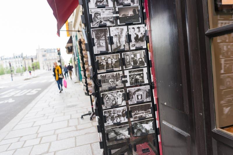 Postkarten für Verkauf lizenzfreie stockbilder