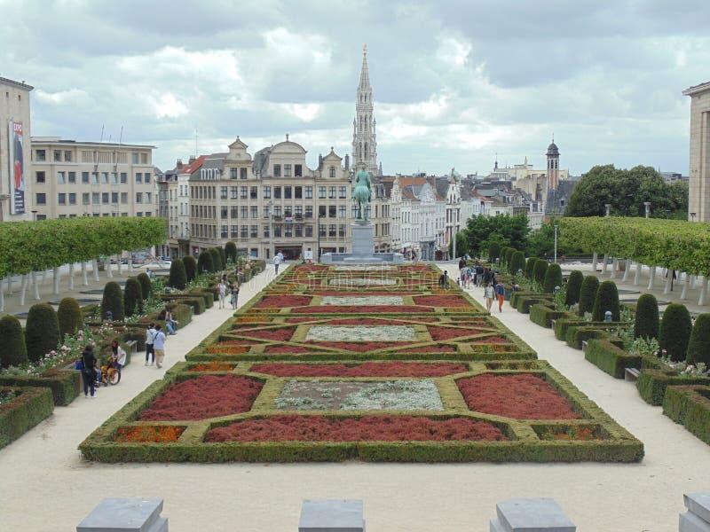 Posto di Albertine, Belgio fotografia stock libera da diritti