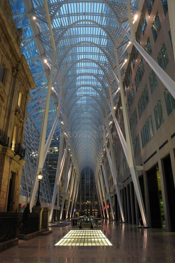 Posto di Brookfield, Toronto fotografia stock