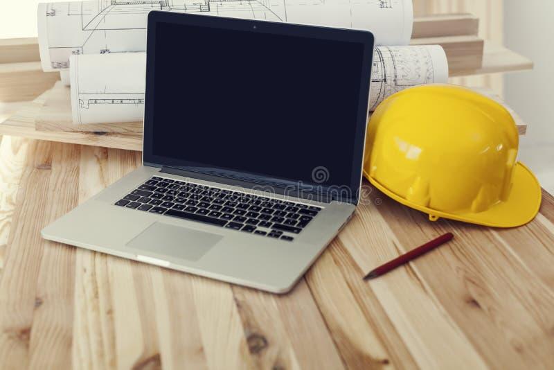 Posto di lavoro per il muratore immagini stock libere da diritti