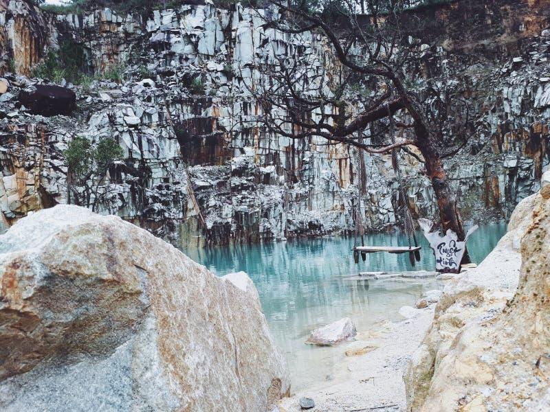 posto piacevole nel Vietnam fotografia stock