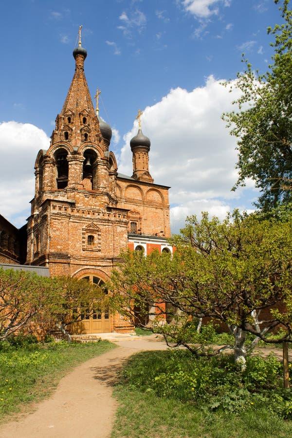 Download Posto Pittoresco In Krutitskoye A Mosca Fotografia Stock - Immagine di colture, monastery: 55361948