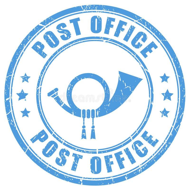 Poststempel vektor abbildung