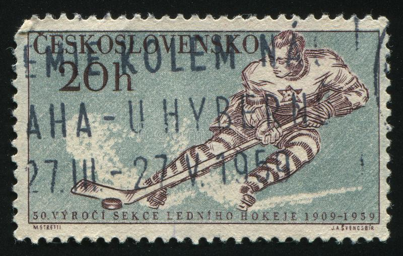 Postzegel royalty-vrije stock foto's