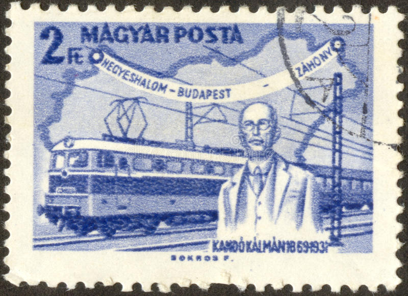 Postzegel stock foto's