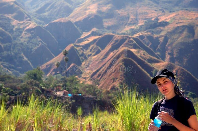 poszukiwacz przygód z dżungli obrazy stock