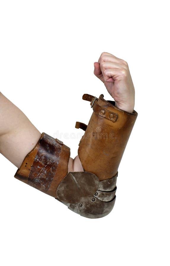Potência da armadura imagens de stock royalty free