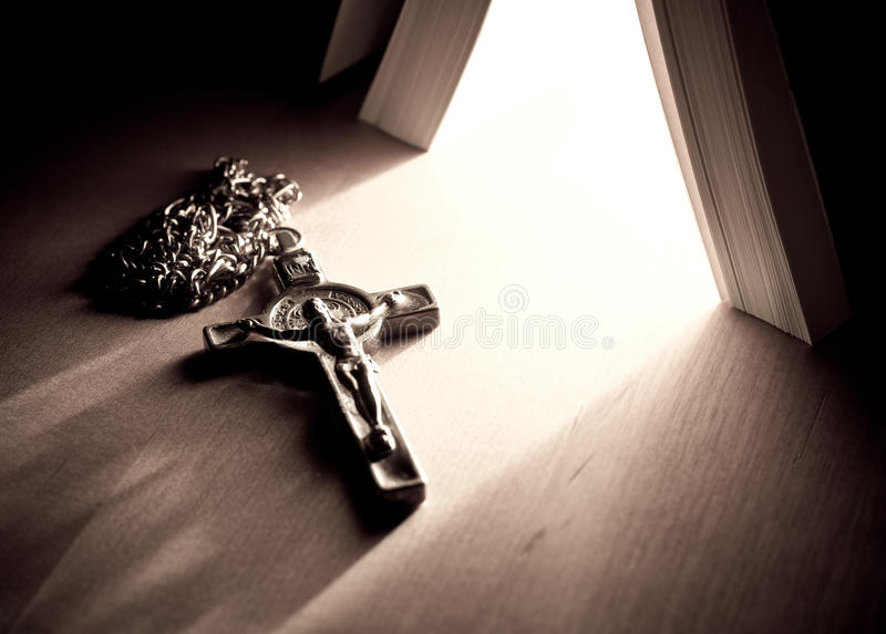 A potência de Christ foto de stock royalty free