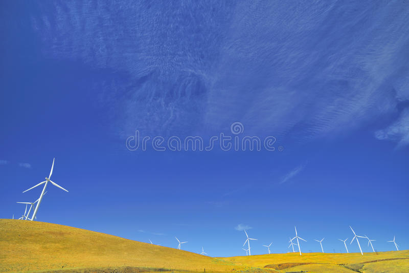 Potência de Eco foto de stock
