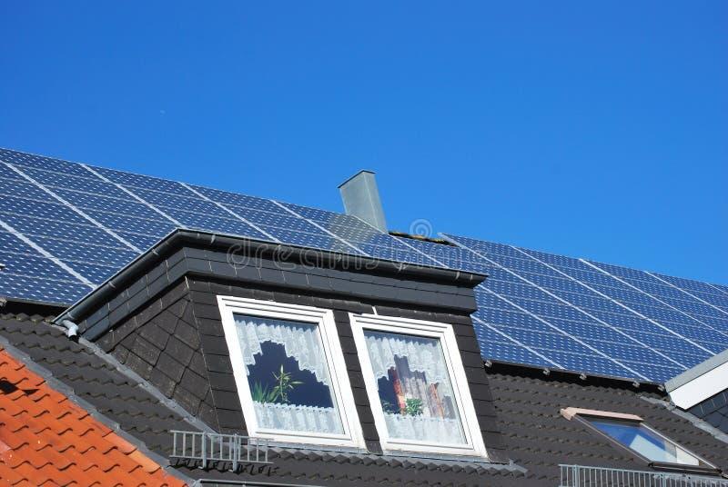 Potência solar fotos de stock