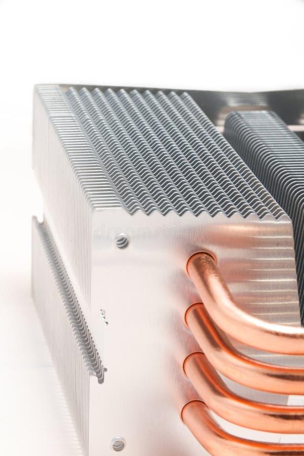 Potężny chłodniczy system zdjęcie royalty free