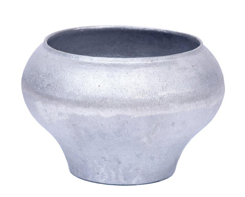 Pot de fonte, chaudron images stock