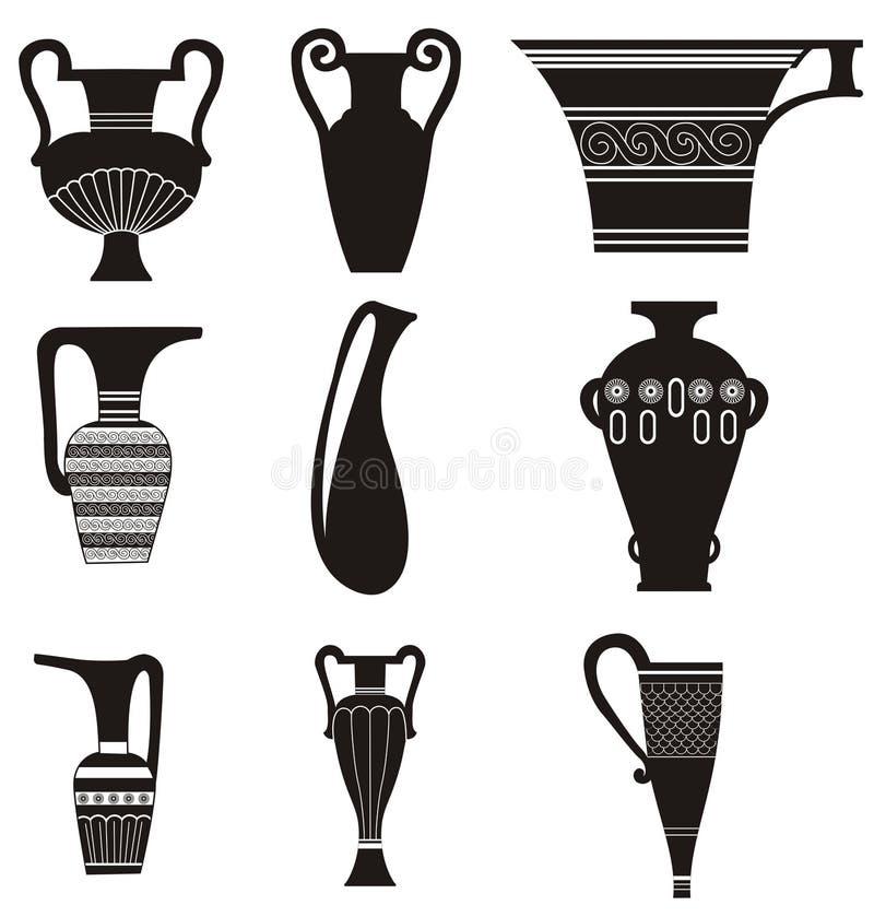 POT dell'Egitto royalty illustrazione gratis