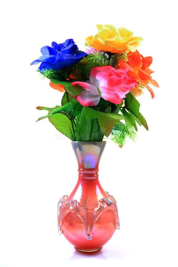 POT di fiore immagini stock libere da diritti
