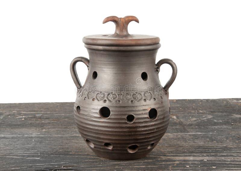 Download Pot Om Knoflook Op Te Slaan Stock Afbeelding - Afbeelding bestaande uit plantaardig, vaas: 29508231
