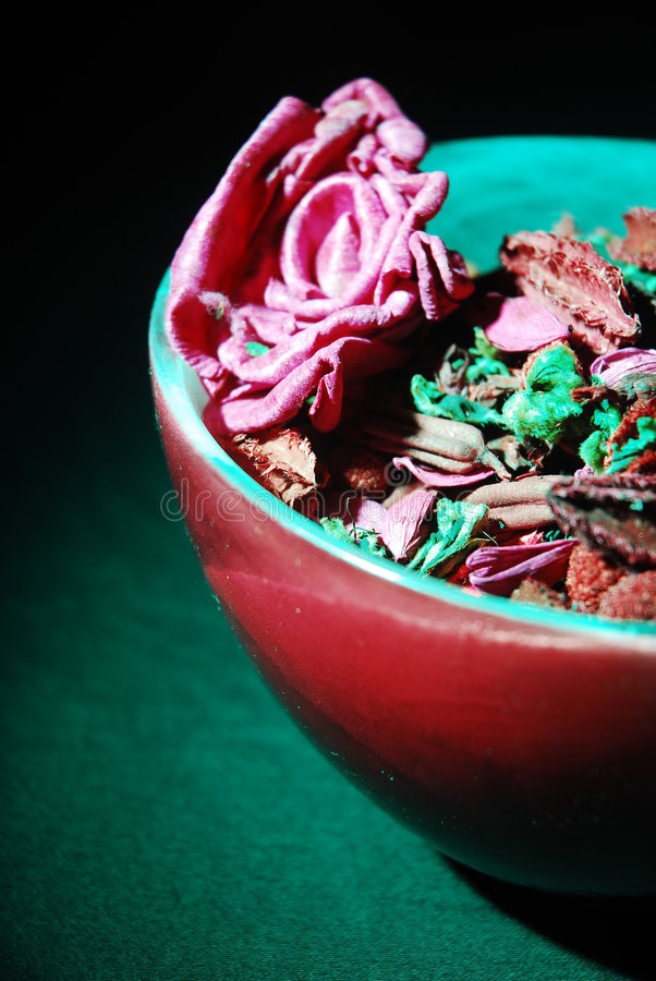 Free Pot Pourri Stock Image - 9185001